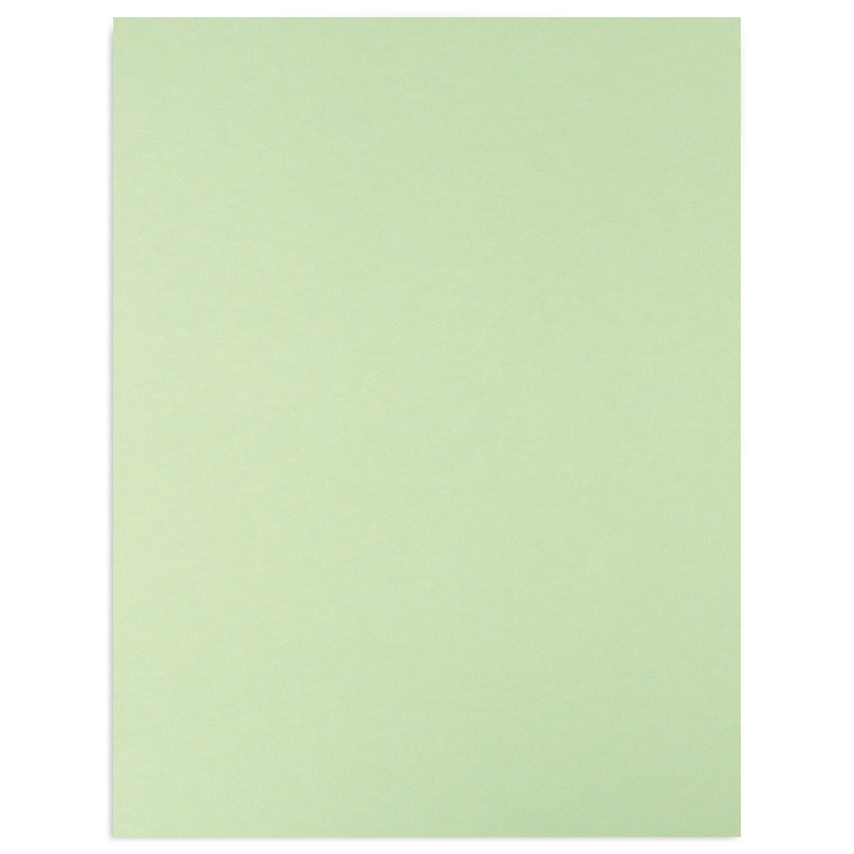 Cartulina de Colores Royal Cast / 1 pieza / Carta / Verde pastel / 170 gr