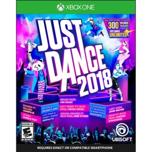 VIDEOJUEGO JUST DANCE 2018 XBOX ONE